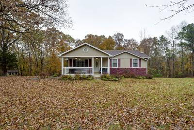 Cheatham County Single Family Home Under Contract - Not Showing: 2230 Wiley Pardue Rd