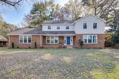 Hermitage Single Family Home For Sale: 4005 Lake Parkway