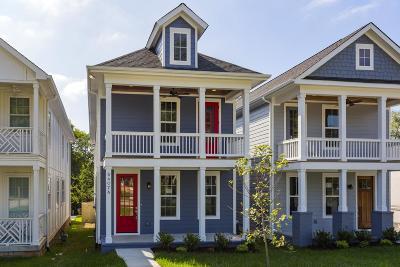 Nashville Single Family Home For Sale: 5407 A Pennsylvania Ave