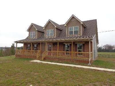 Marshall County Single Family Home For Sale: 5876 Nashville Hwy