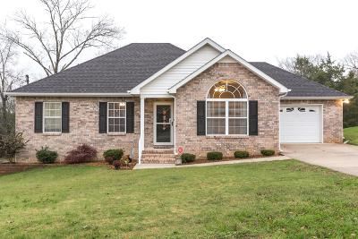 Rutherford County Single Family Home Under Contract - Not Showing: 709 Pinoak Cir