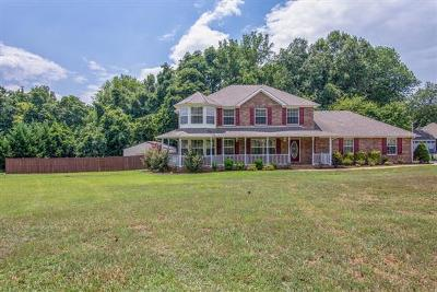 Spring Hill Single Family Home For Sale: 436 Marilyn Cir