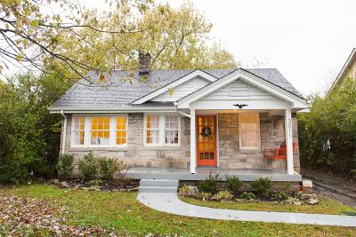 Nashville Single Family Home For Sale: 3011 Doak Ave