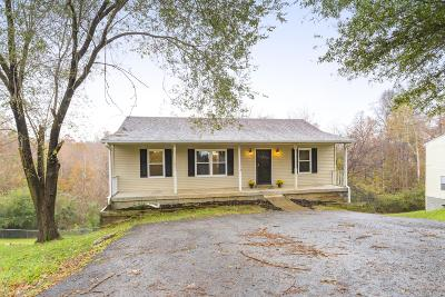 Ashland City Single Family Home Under Contract - Showing: 2886 Bell St