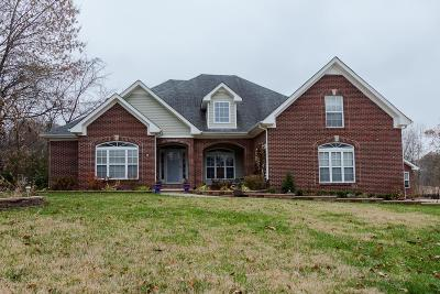 Clarksville Single Family Home For Sale: 808 Brooke Valley Trce