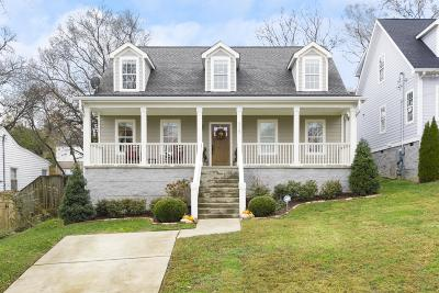 Single Family Home Under Contract - Showing: 315 Chamberlin Street