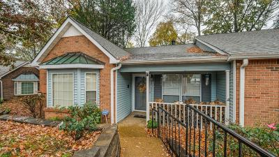 Antioch Condo/Townhouse For Sale: 117 Beech Forge Dr