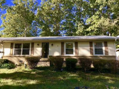 Dickson Single Family Home For Sale: 200 Nails Creek Dr