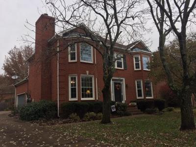 Franklin Single Family Home For Sale: 516 Castlebury Ct