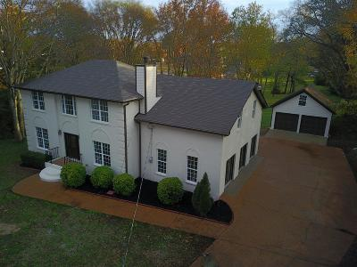 Smyrna Single Family Home Under Contract - Showing: 197 Branch Trl