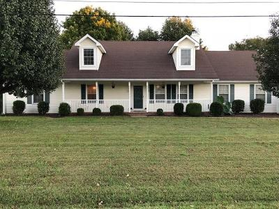 Smyrna Single Family Home Under Contract - Not Showing: 517 Davis Ct