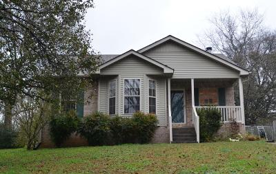 Old Hickory Single Family Home For Sale: 121 Rifle Range Rd