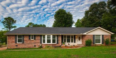 Maury County Single Family Home For Sale: 205 Osage Trl