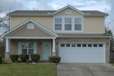 Antioch Single Family Home For Sale: 8840 Cressent Glen Ct