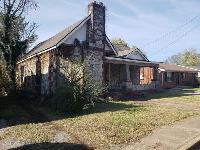 Rutherford County Single Family Home For Sale: 320 S Highland Ave
