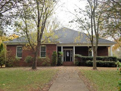 Goodlettsville Single Family Home Under Contract - Not Showing: 849 Rachel Dr