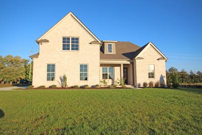 Single Family Home For Sale: 2826 Bertram Ct