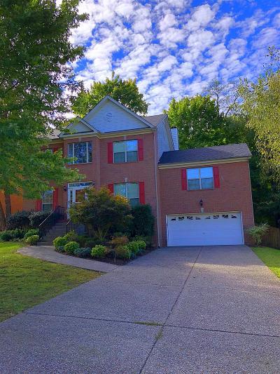 Hendersonville Single Family Home For Sale: 150 Coarsey Blvd