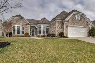 Single Family Home For Sale: 414 Schooner Ln