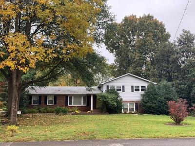 Single Family Home For Sale: 1518 Avon Rd