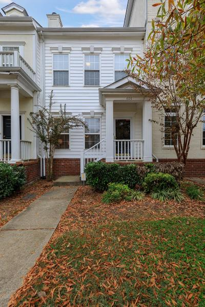 Antioch Condo/Townhouse For Sale: 4316 Summercrest Blvd Apt 606