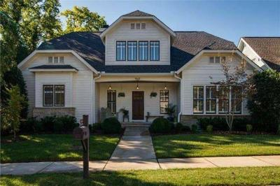 Nashville Single Family Home Under Contract - Not Showing: 4317 Westlawn Dr