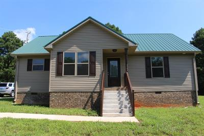 Robertson County Single Family Home Under Contract - Not Showing: 5661 Highland Rd