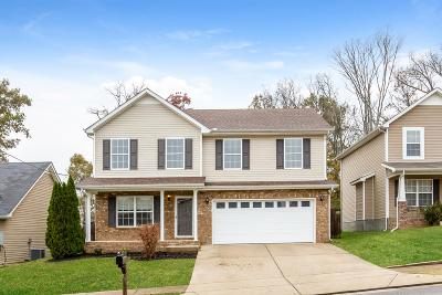 Davidson County Single Family Home For Sale: 8489 Lawson Dr