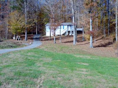 Cumberland Furnace Single Family Home For Sale: 2535 New Dry Hollow Rd