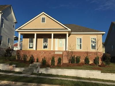Nolensville TN Single Family Home For Sale: $337,900