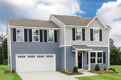 Lavergne Single Family Home Under Contract - Not Showing: 1316 Isabella Dr Lot 6724