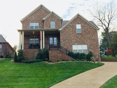 Hendersonville Single Family Home For Sale: 108 Kinwood Ct