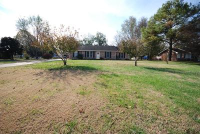 Smyrna Single Family Home Under Contract - Not Showing: 108 Edgewood Dr