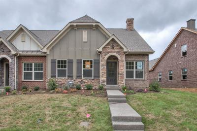 Sumner County Single Family Home For Sale: 340 Carellton Drive - 315