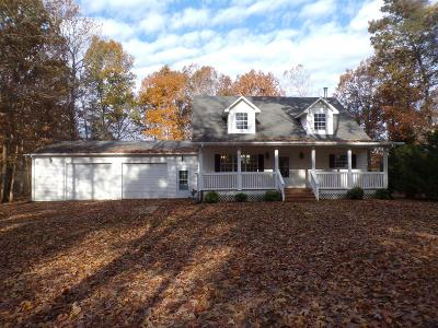 Hohenwald TN Single Family Home For Sale: $199,500