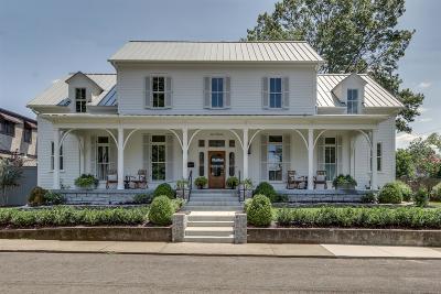Williamson County Single Family Home For Sale: 611 Fair St