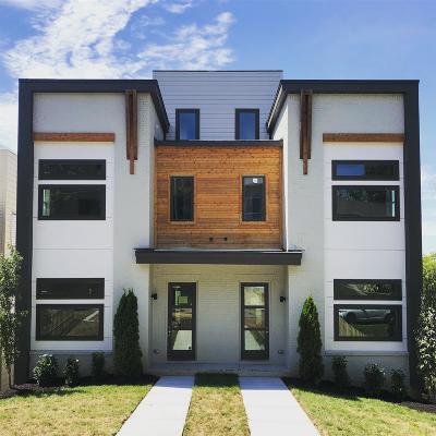 Nashville Single Family Home For Sale: 3307 B Felicia St