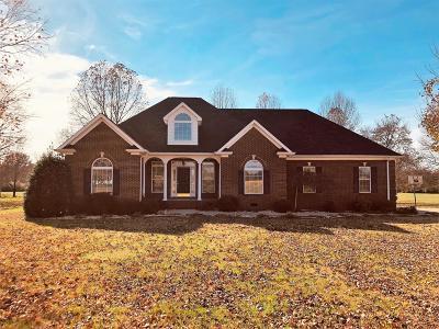 Lewisburg Single Family Home For Sale: 1770 McBride Rd