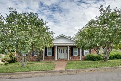 Nashville Single Family Home For Sale: 100 Bluefield