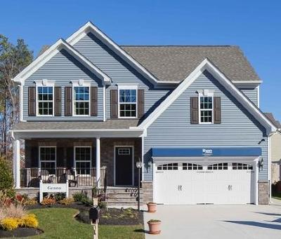 Spring Hill Single Family Home For Sale: 2097 Morton Dr Lot 120