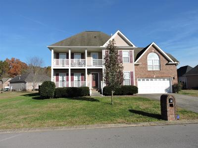 Sumner County Single Family Home For Sale: 305 Landons Cir
