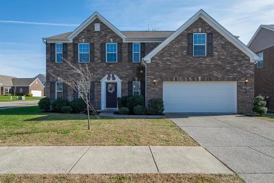 Nolensville TN Single Family Home For Sale: $399,900