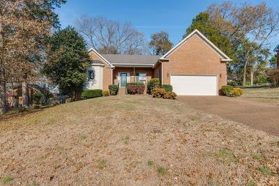 Hendersonville Single Family Home For Sale: 204 Buffalo Run