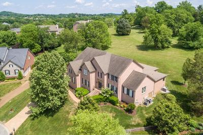 Brentwood TN Single Family Home For Sale: $829,900