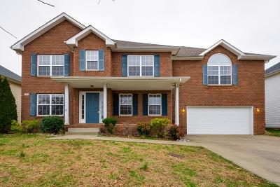 Clarksville TN Single Family Home For Sale: $272,400