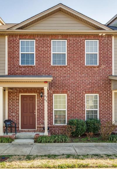 Hendersonville Condo/Townhouse For Sale: 95 Plumlee Dr Unit 9