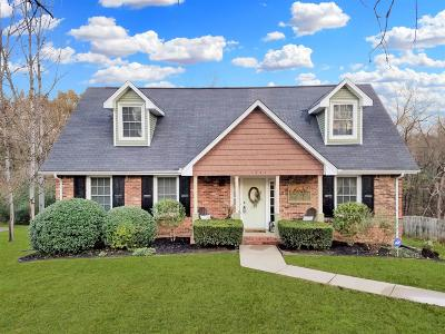 Clarksville TN Single Family Home For Sale: $179,990