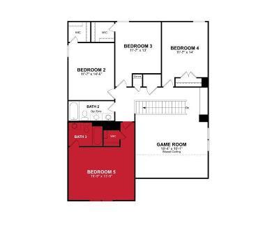 Murfreesboro Single Family Home For Sale: 3631 Willow Bay Lane #117