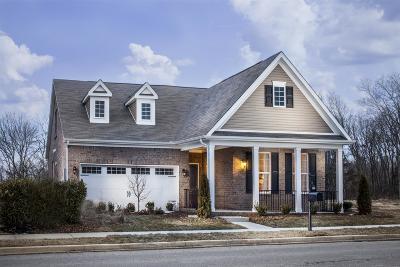 Murfreesboro Single Family Home For Sale: 3709 Willow Bay Lane #122