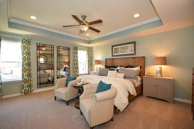 Murfreesboro Single Family Home For Sale: 3632 Willow Bay Lane - Lot 137